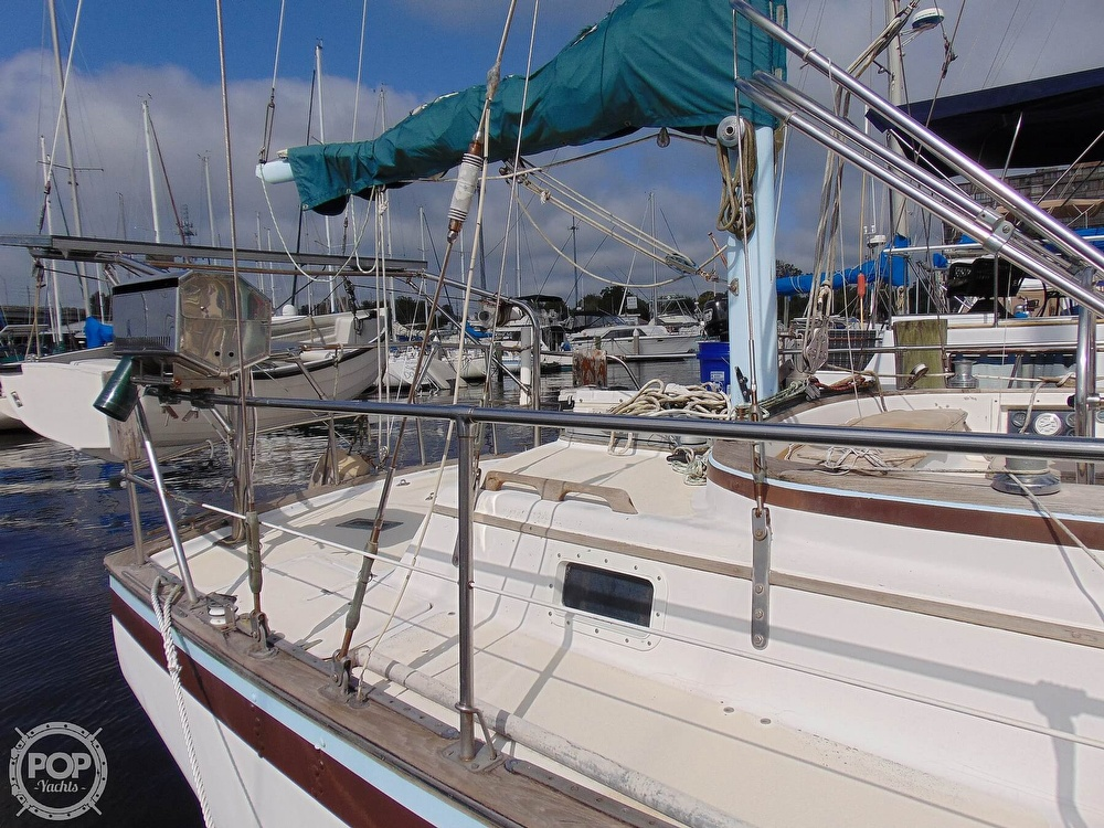 1981 Endeavour boat for sale, model of the boat is E40 & Image # 36 of 40