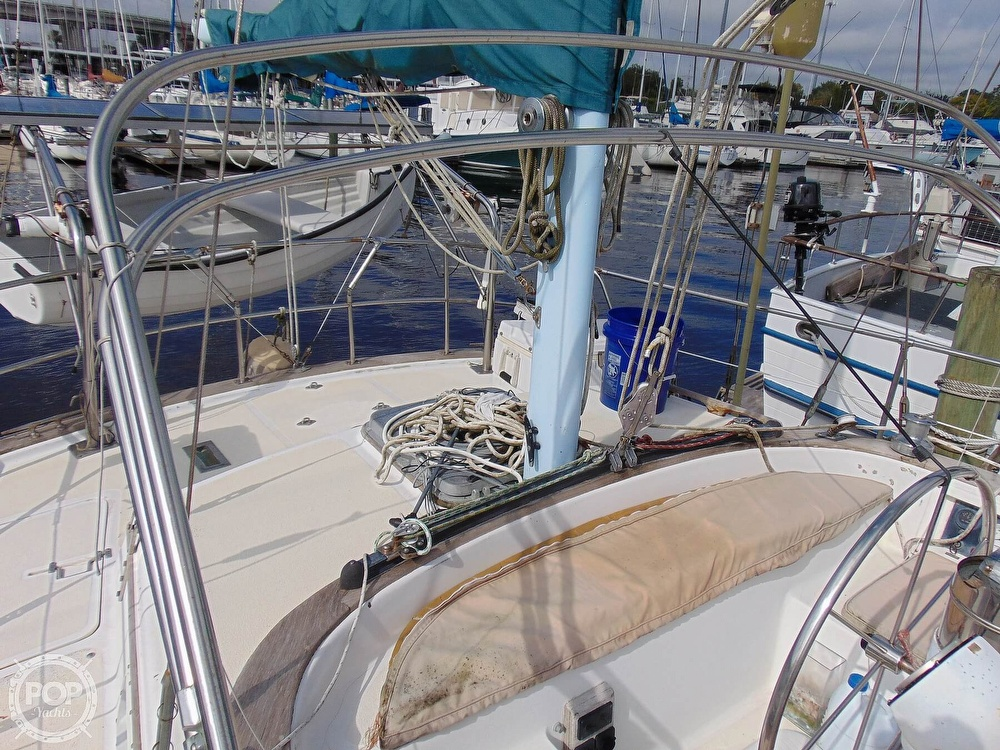 1981 Endeavour boat for sale, model of the boat is E40 & Image # 38 of 40