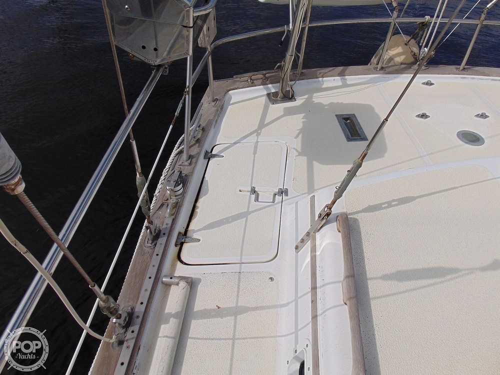 1981 Endeavour boat for sale, model of the boat is E40 & Image # 39 of 40