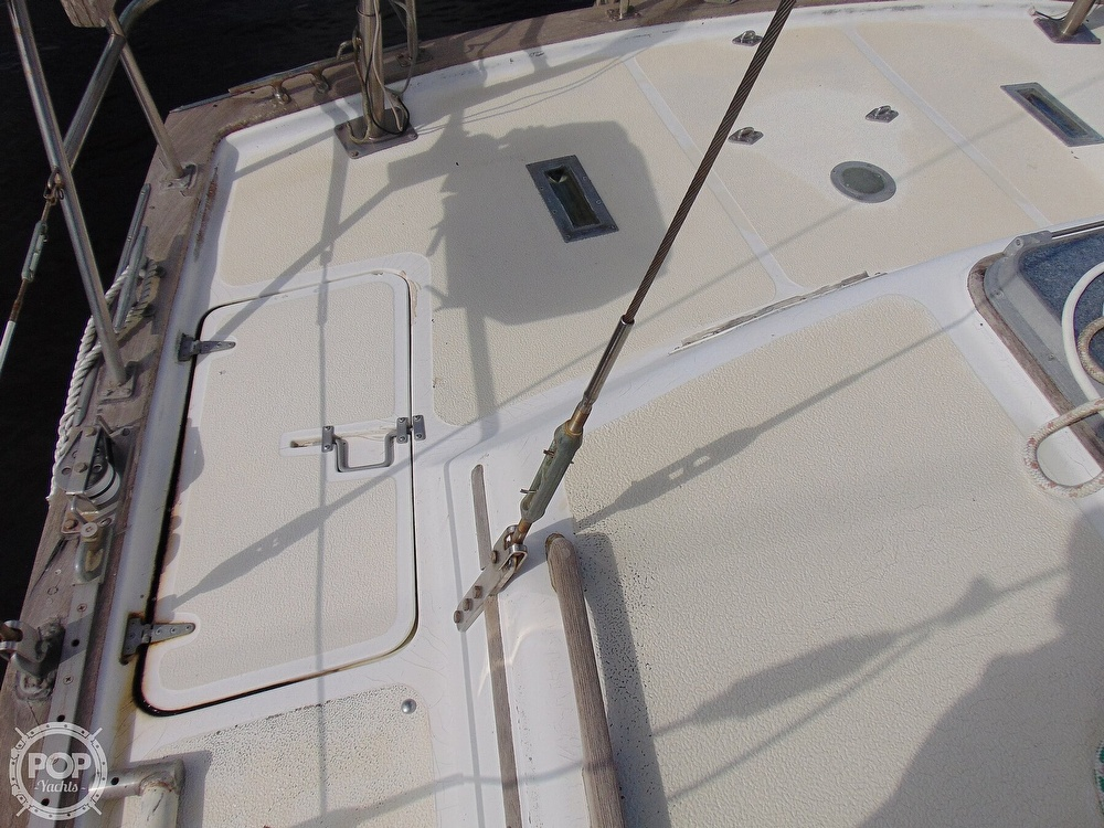 1981 Endeavour boat for sale, model of the boat is E40 & Image # 40 of 40