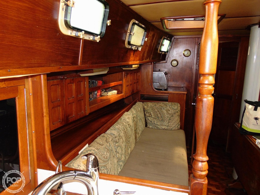 1981 Endeavour boat for sale, model of the boat is E40 & Image # 4 of 40