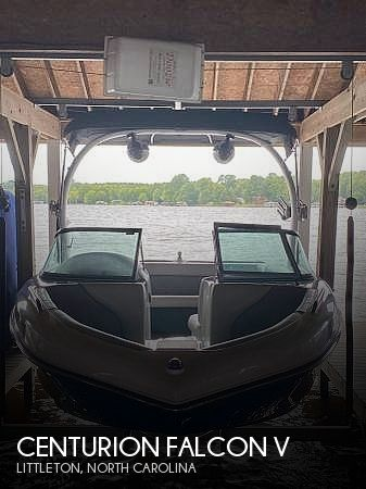 Used Centurion Boats For Sale by owner | 2010 21 foot Centurion Falcon V