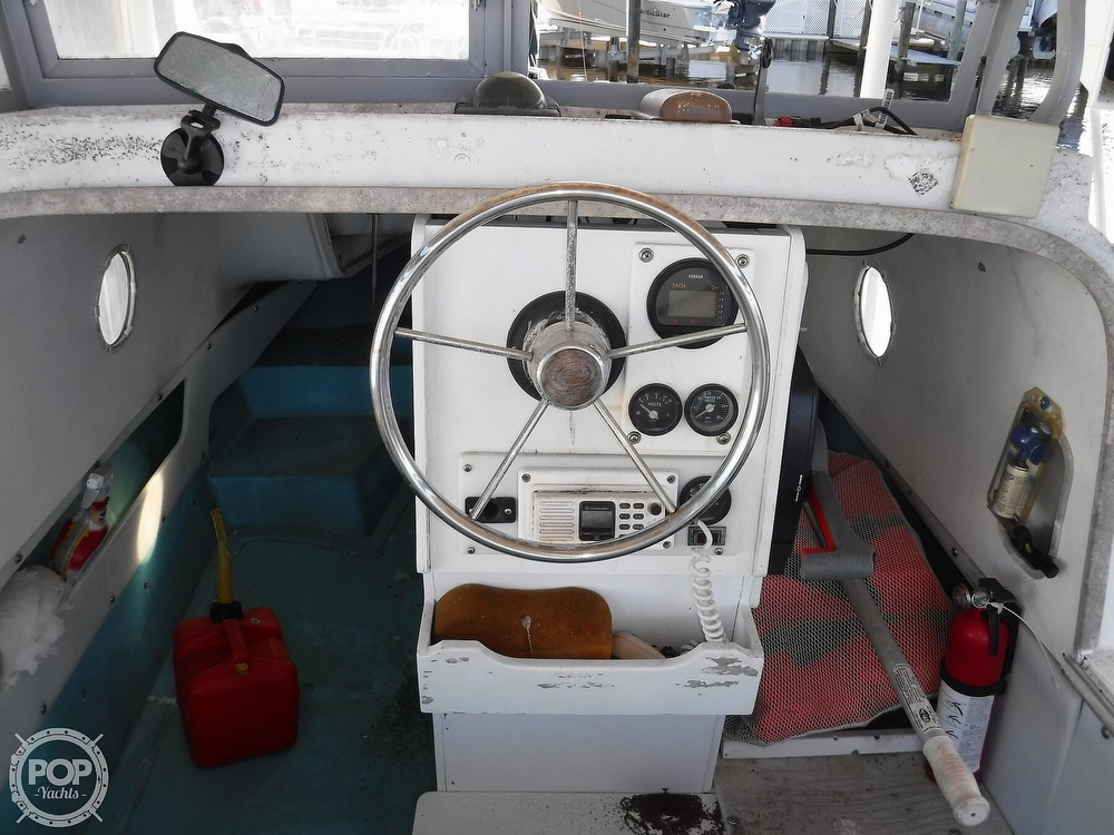 1970 Boston Whaler boat for sale, model of the boat is Menemsha 16 & Image # 4 of 40