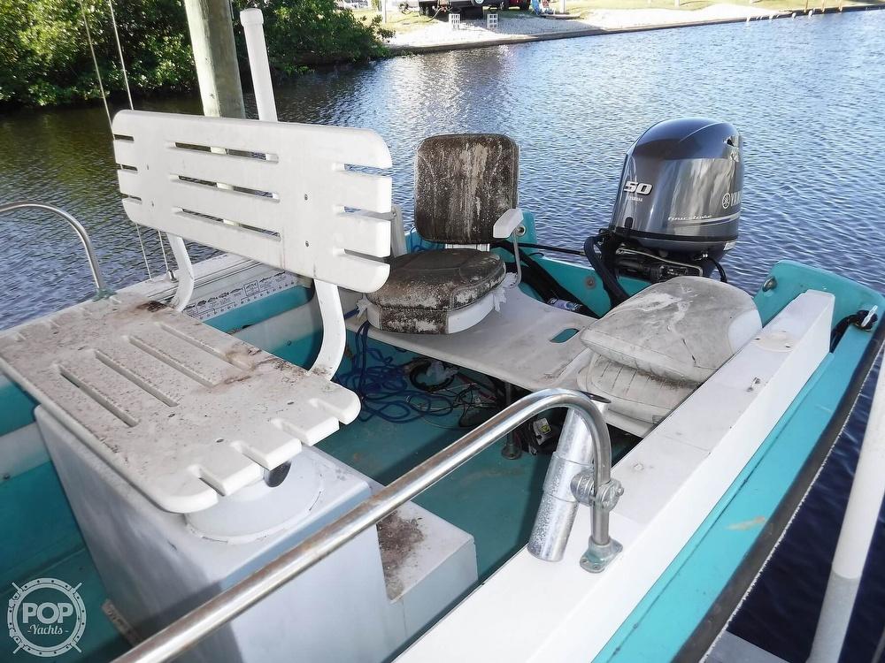 1970 Boston Whaler boat for sale, model of the boat is Menemsha 16 & Image # 3 of 40