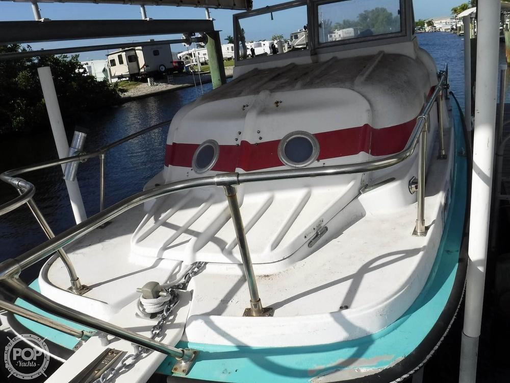 1970 Boston Whaler boat for sale, model of the boat is Menemsha 16 & Image # 5 of 40