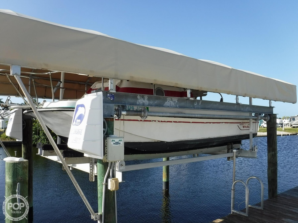 1970 Boston Whaler boat for sale, model of the boat is Menemsha 16 & Image # 15 of 40