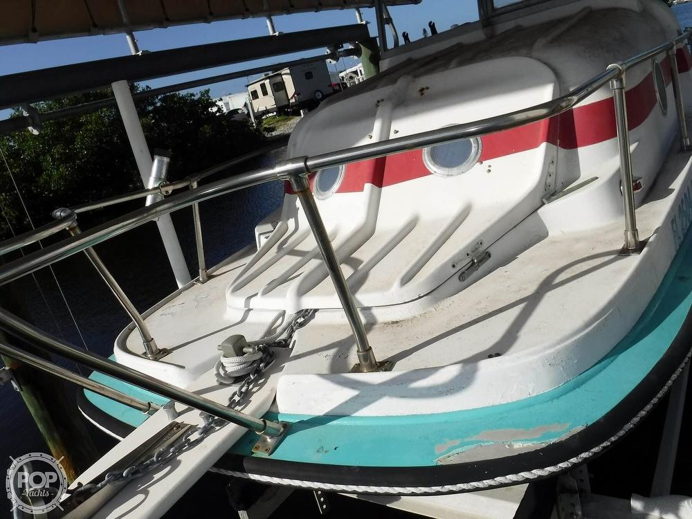 1970 Boston Whaler boat for sale, model of the boat is Menemsha 16 & Image # 18 of 40