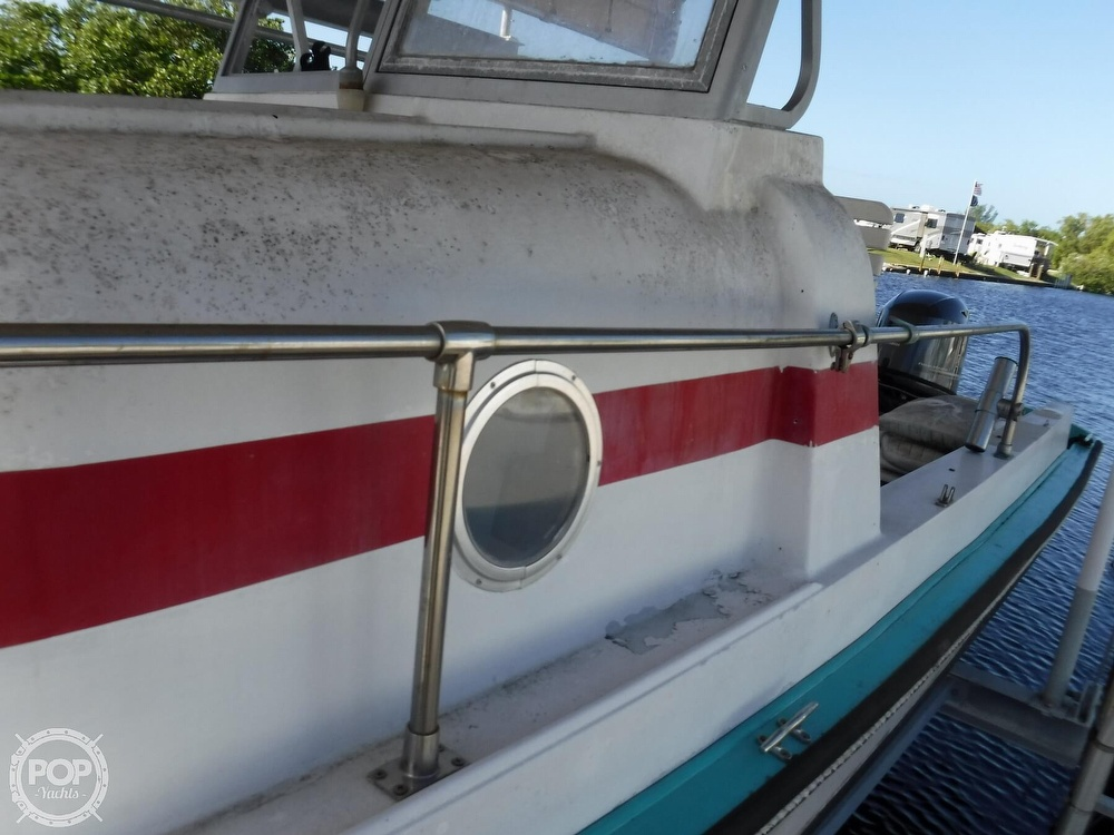 1970 Boston Whaler boat for sale, model of the boat is Menemsha 16 & Image # 32 of 40
