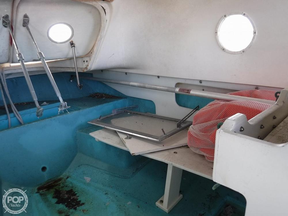 1970 Boston Whaler boat for sale, model of the boat is Menemsha 16 & Image # 35 of 40