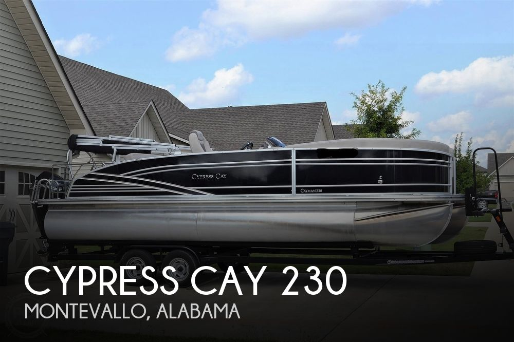 Used Boats For Sale in Birmingham, Alabama by owner | 2019 Cypress Cay Cayman LE 230