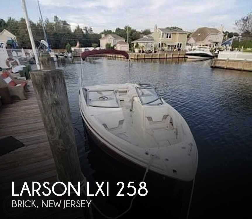 2011 LARSON LXI 258 for sale