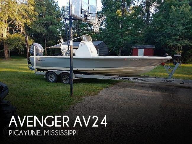 Used Avenger Boats For Sale by owner | 2017 Avenger AV24