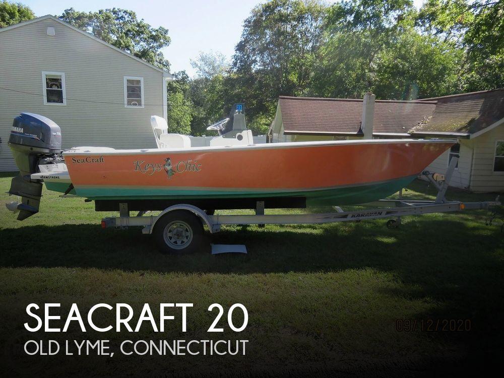 1971 SEACRAFT 20 for sale