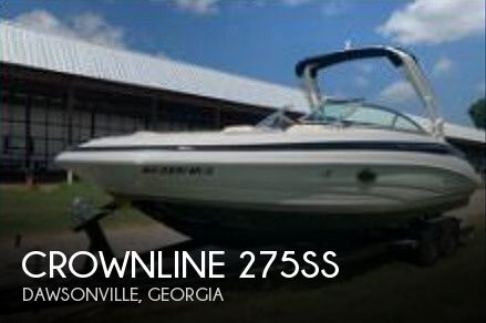Used Boats For Sale in Atlanta, Georgia by owner | 2018 Crownline 275ss
