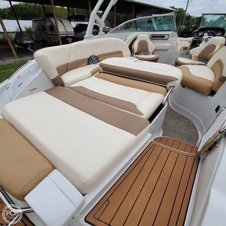 2018 Crownline boat for sale, model of the boat is 275 SS & Image # 21 of 40