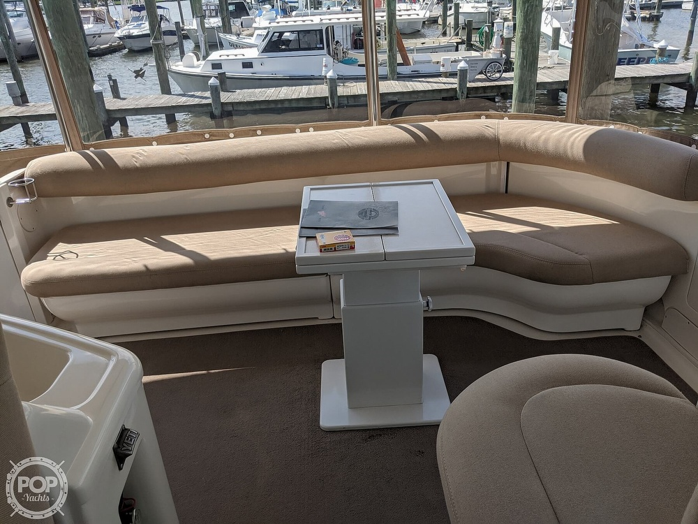 2003 Sea Ray boat for sale, model of the boat is 390 MY & Image # 5 of 40