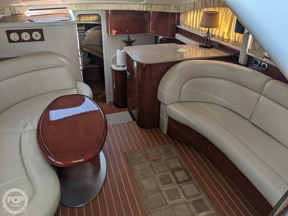 2003 Sea Ray boat for sale, model of the boat is 390 MY & Image # 8 of 40