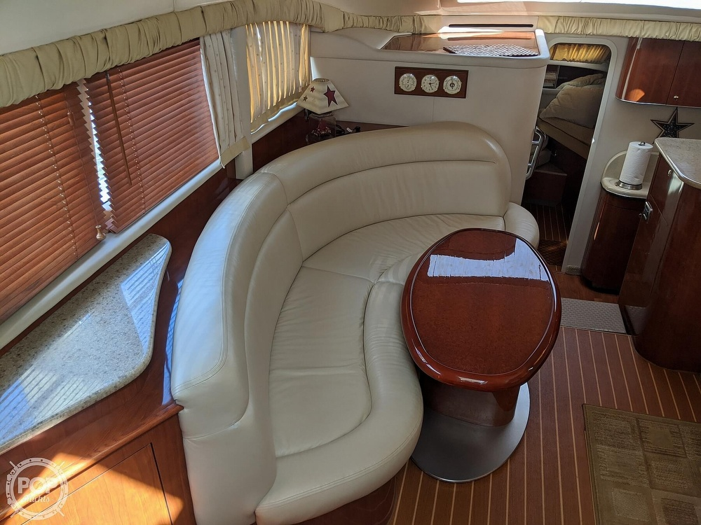 2003 Sea Ray boat for sale, model of the boat is 390 MY & Image # 9 of 40
