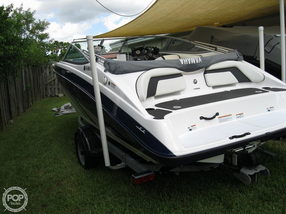 2016 Yamaha boat for sale, model of the boat is SX190 & Image # 22 of 40