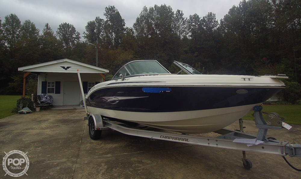 2013 Chaparral boat for sale, model of the boat is H20 19 Fish & Ski & Image # 2 of 40