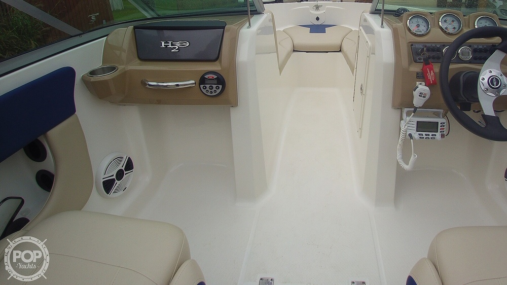 2013 Chaparral boat for sale, model of the boat is H20 19 Fish & Ski & Image # 14 of 40