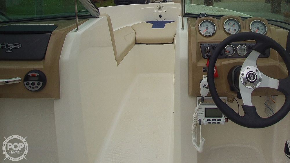 2013 Chaparral boat for sale, model of the boat is H20 19 Fish & Ski & Image # 15 of 40