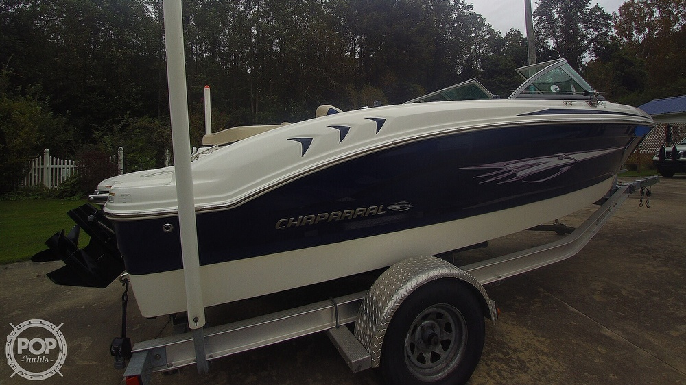 2013 Chaparral boat for sale, model of the boat is H20 19 Fish & Ski & Image # 34 of 40