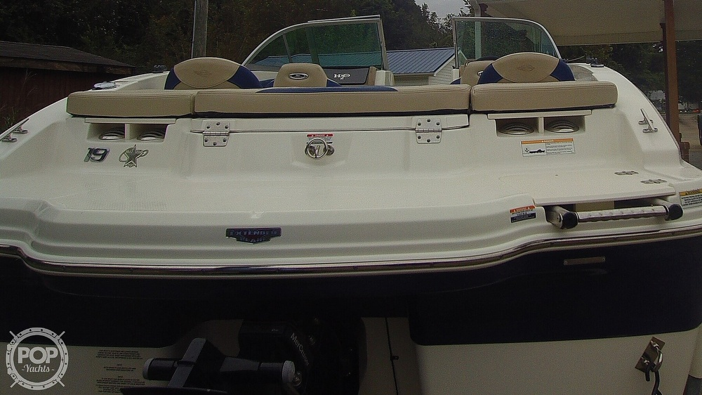 2013 Chaparral boat for sale, model of the boat is H20 19 Fish & Ski & Image # 40 of 40