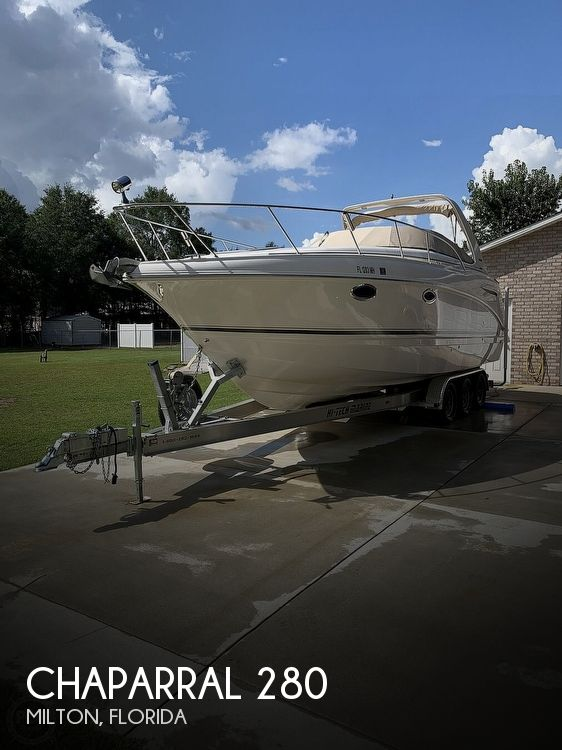 Used Chaparral 28 Boats For Sale by owner | 2003 Chaparral 280 Signature