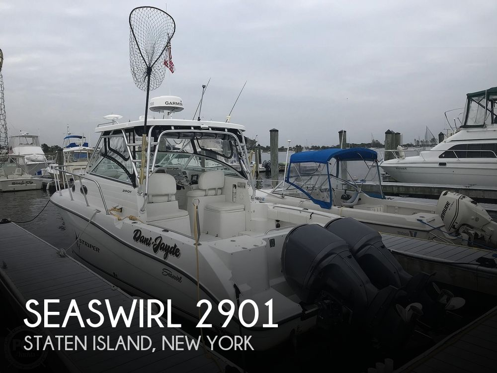 2004 Seaswirl boat for sale, model of the boat is 2901 Striper & Image # 1 of 40
