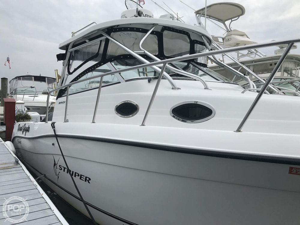 2004 Seaswirl boat for sale, model of the boat is 2901 Striper & Image # 24 of 40