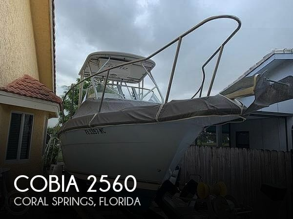 Used Cobia 25 Boats For Sale by owner | 2005 Cobia 2560