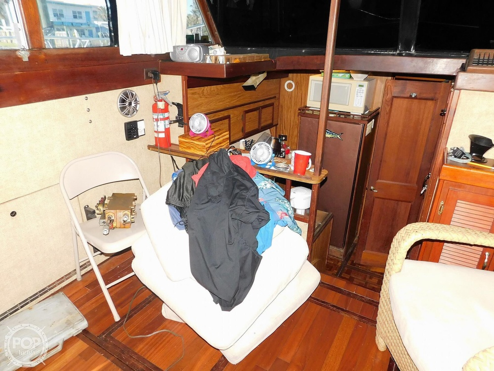 1980 Viking boat for sale, model of the boat is 35 Convertible & Image # 18 of 41
