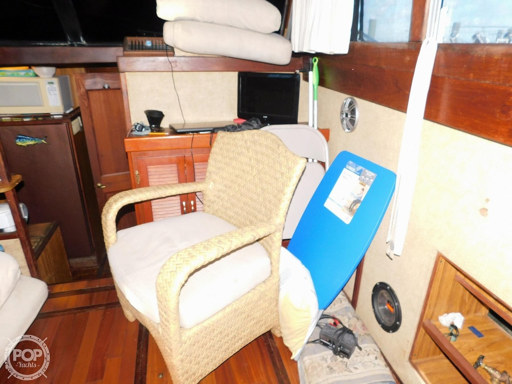 1980 Viking boat for sale, model of the boat is 35 Convertible & Image # 21 of 41