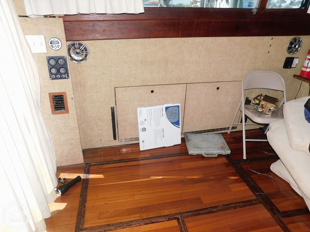 1980 Viking boat for sale, model of the boat is 35 Convertible & Image # 22 of 41