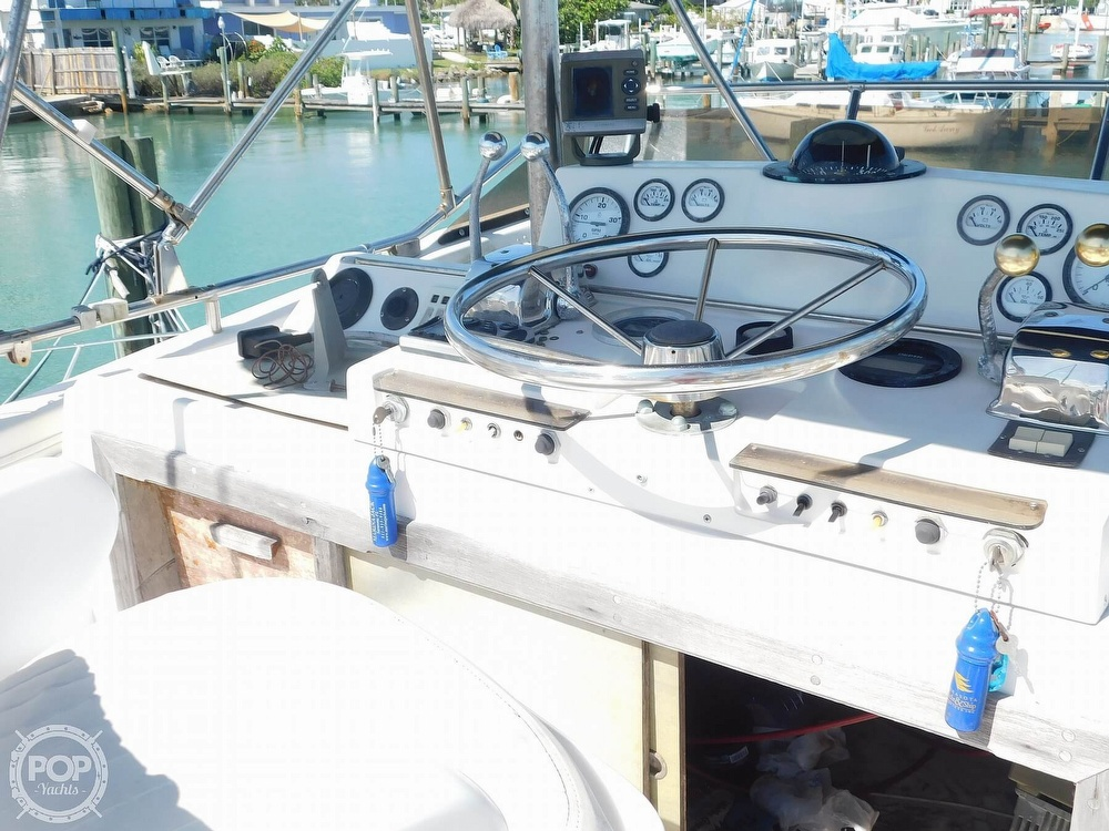 1980 Viking boat for sale, model of the boat is 35 Convertible & Image # 7 of 41