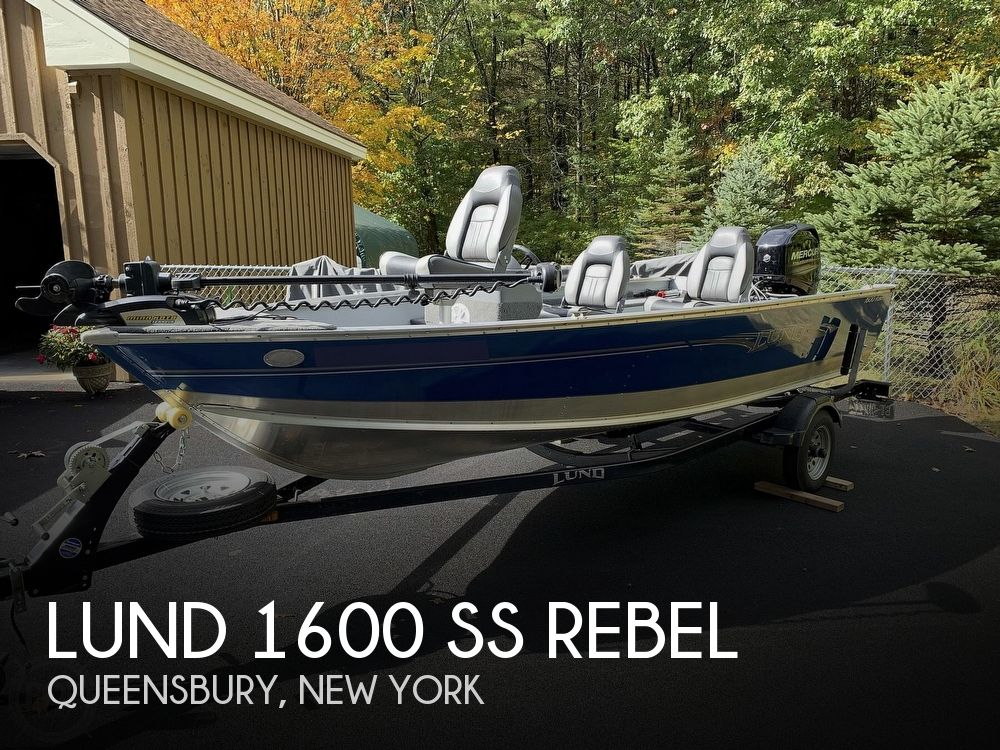 2016 LUND 1600 SS REBEL for sale