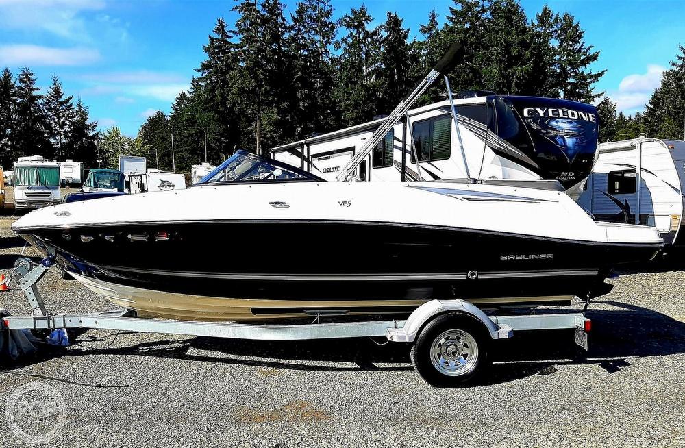 2018 Bayliner boat for sale, model of the boat is vr5 & Image # 38 of 40
