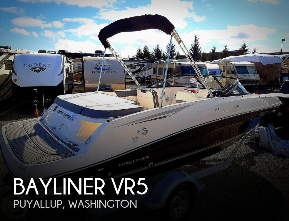 2018 BAYLINER VR5 for sale