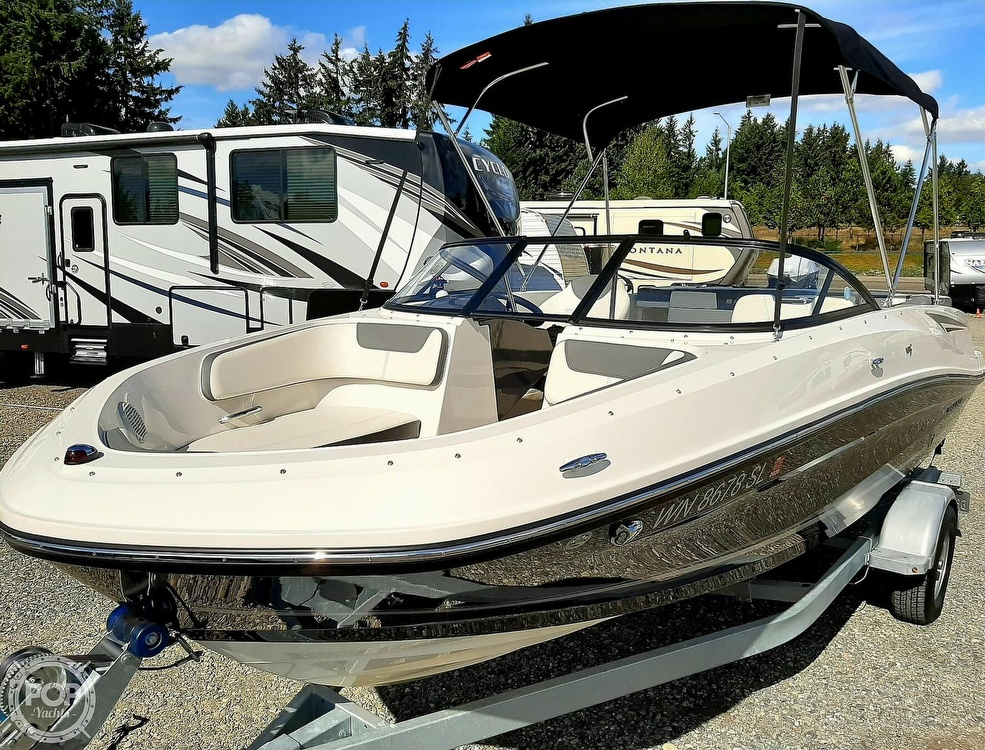 2018 Bayliner boat for sale, model of the boat is vr5 & Image # 3 of 40