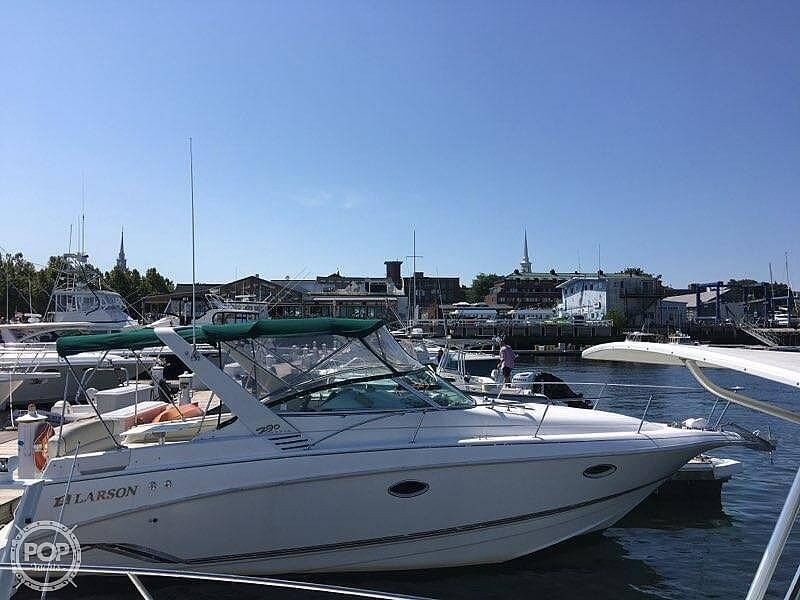 1997 Larson boat for sale, model of the boat is 290 Cabrio & Image # 7 of 40