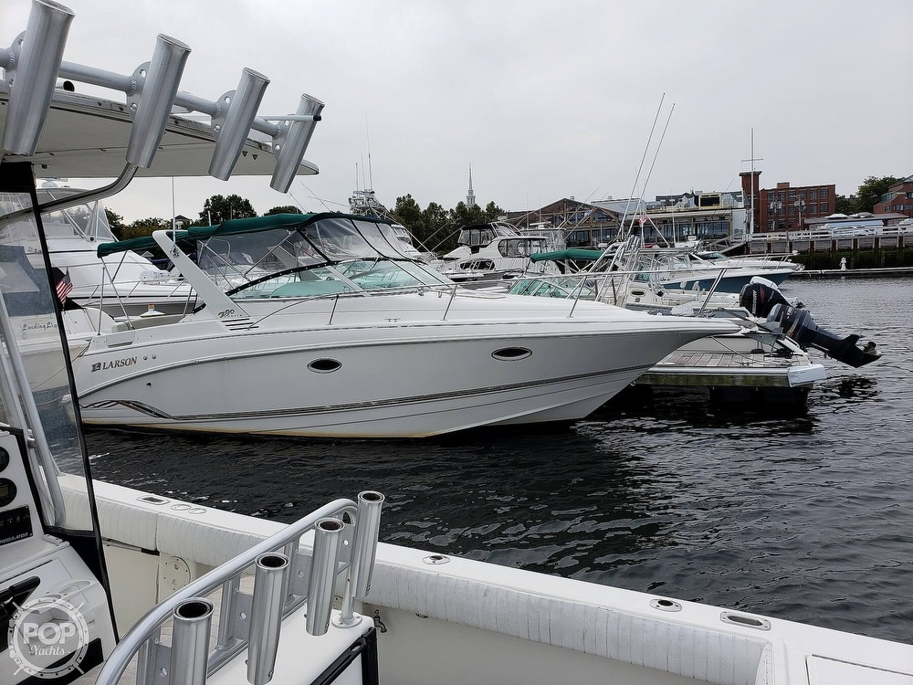 1997 Larson boat for sale, model of the boat is 290 Cabrio & Image # 8 of 40