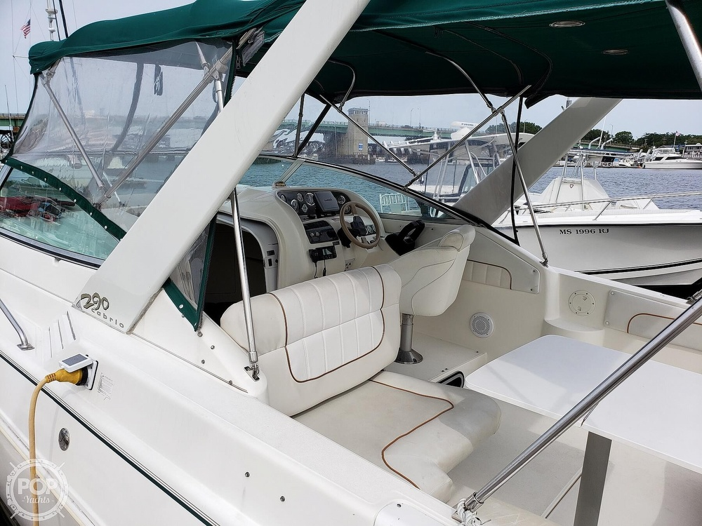 1997 Larson boat for sale, model of the boat is 290 Cabrio & Image # 17 of 40