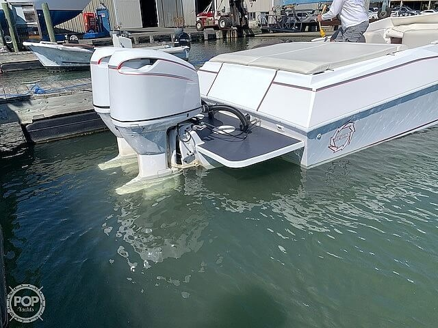 1988 Fountain boat for sale, model of the boat is Executioner & Image # 7 of 40