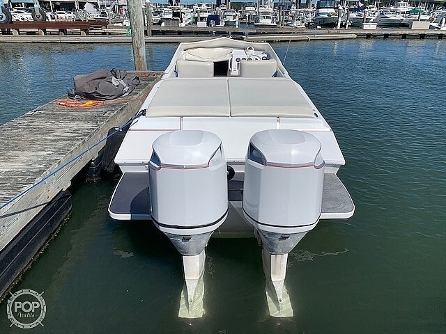 1988 Fountain boat for sale, model of the boat is Executioner & Image # 5 of 40