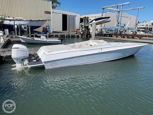 1988 Fountain boat for sale, model of the boat is Executioner & Image # 4 of 40