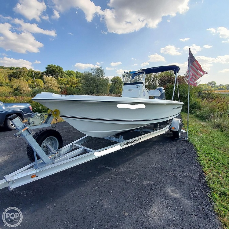 2010 Sea Hunt boat for sale, model of the boat is Bx19 & Image # 17 of 41