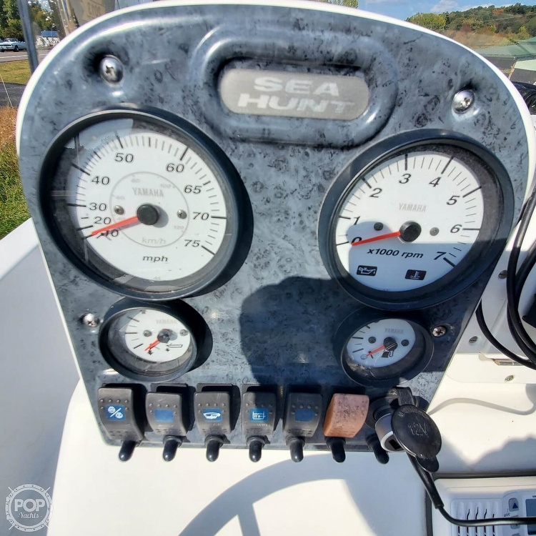 2010 Sea Hunt boat for sale, model of the boat is Bx19 & Image # 35 of 41