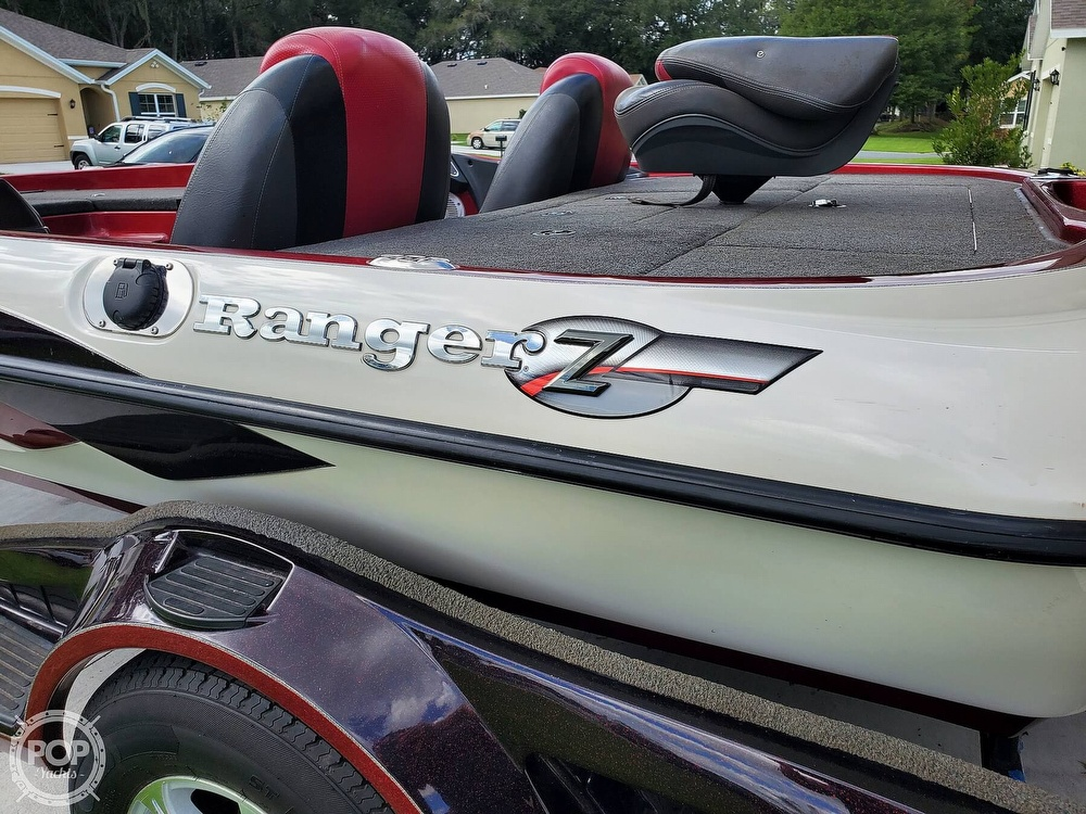 2012 Ranger Boats boat for sale, model of the boat is Z119 & Image # 10 of 40