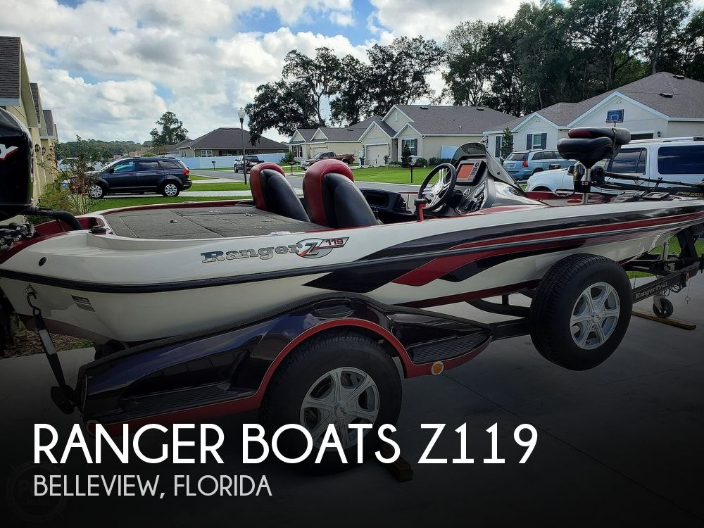 2012 Ranger Boats boat for sale, model of the boat is Z119 & Image # 1 of 40
